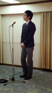 佐々木先生の戦況報告